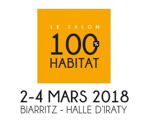 Salon 100 habitat 2018 dec energies expert nergies - Salon iraty biarritz ...